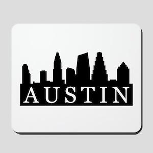 Austin Skyline Mousepad