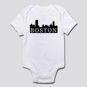 Boston Skyline Infant Bodysuit