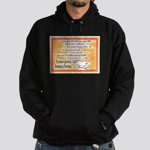 You Know You're an ER VET... Hoodie (dark)