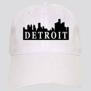 Detroit Skyline Cap