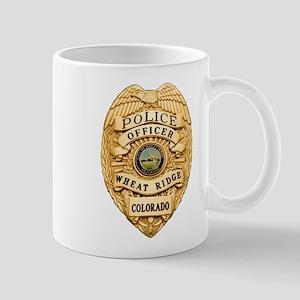 Wheat Ridge Police Mug