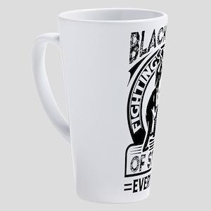 Blacksmith 17 oz Latte Mug