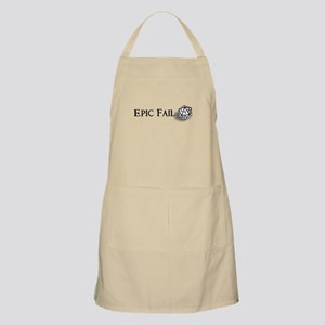 Epic Fail d20 BBQ Apron