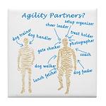 Agility Partners Tile Coaster