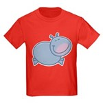 Happy Hippo Kids Dark T-Shirt