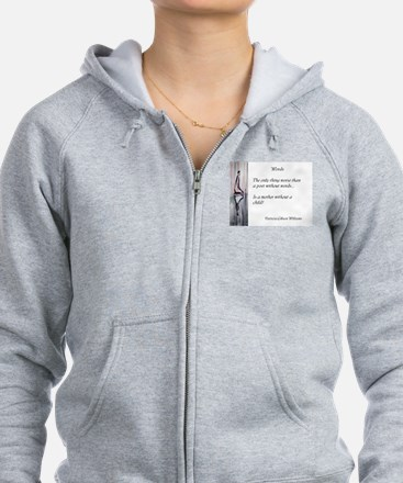 Unique Trying conceive Zip Hoodie