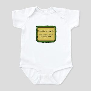 FamilyGrowth Infant Bodysuit