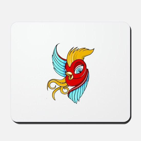 Swallow Mousepad