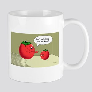 The Tomatoe Life-- Mug