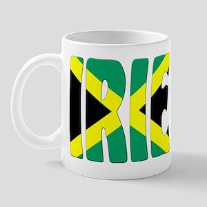 Jamaica Flag Irie Mug