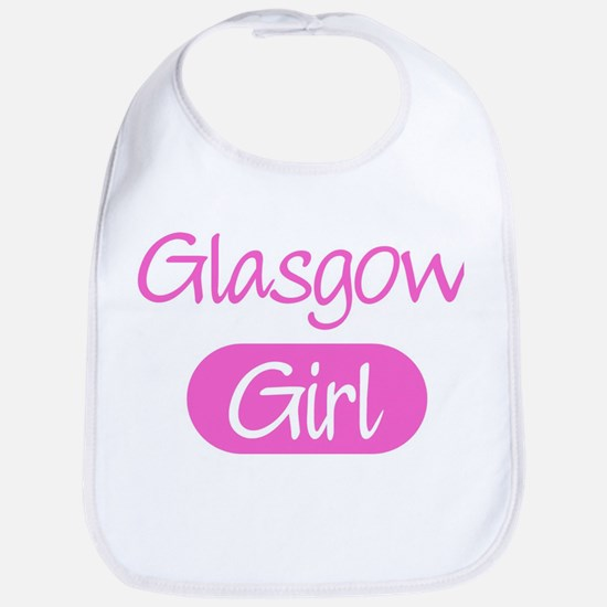 Glasgow girl Bib