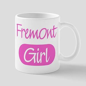 Fremont girl Mug