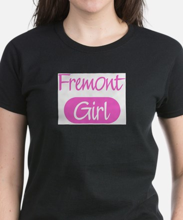 Fremont girl Women's Dark T-Shirt