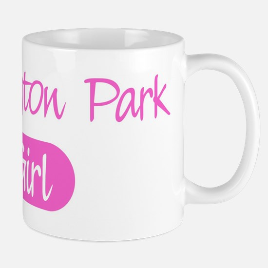 Huntington Park girl Mug