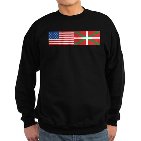 2 Flags Sweatshirt (dark)