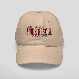 Husband My Hero - Fire & Resue Cap
