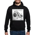 Detonation Happens - Turbocharger Hoodie (dark)