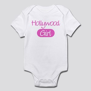 Hollywood girl Infant Bodysuit