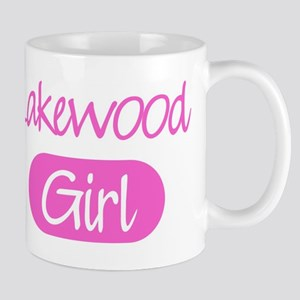 Lakewood girl Mug