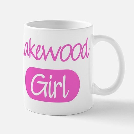 Lakewood girl Mug