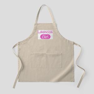 Lakewood girl BBQ Apron