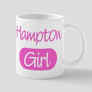 Hampton girl Mug