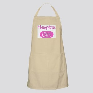 Hampton girl BBQ Apron