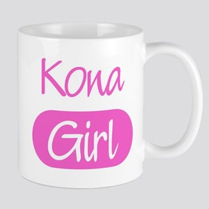 Kona girl Mug