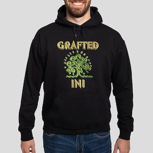 Grafted in 2 Hoodie (dark)