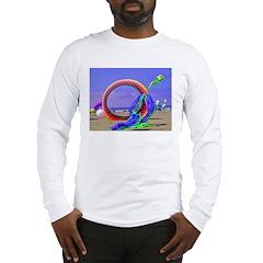 Fantasy Beach Long Sleeve T-Shirt