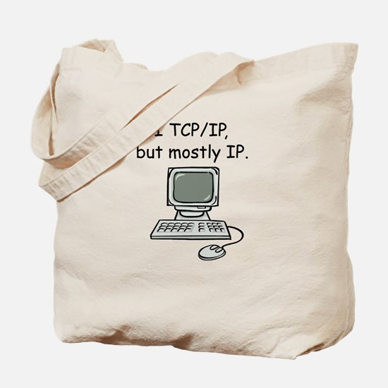 Cute Geeks technology Tote Bag