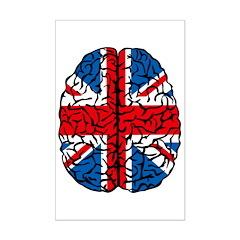 Brain Britain Posters
