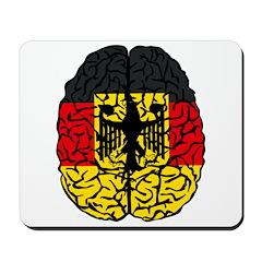 Brain Germany Mousepad