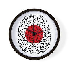 Brain Japan Wall Clock