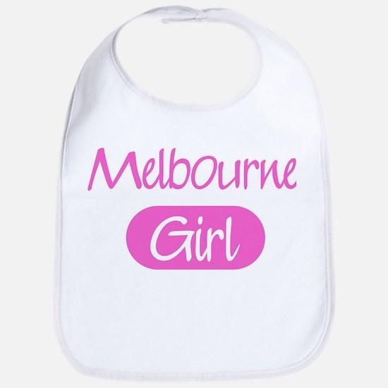 Melbourne girl Bib