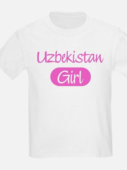 Uzbekistan girl T-Shirt