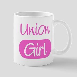 Union girl Mug