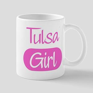 Tulsa girl Mug