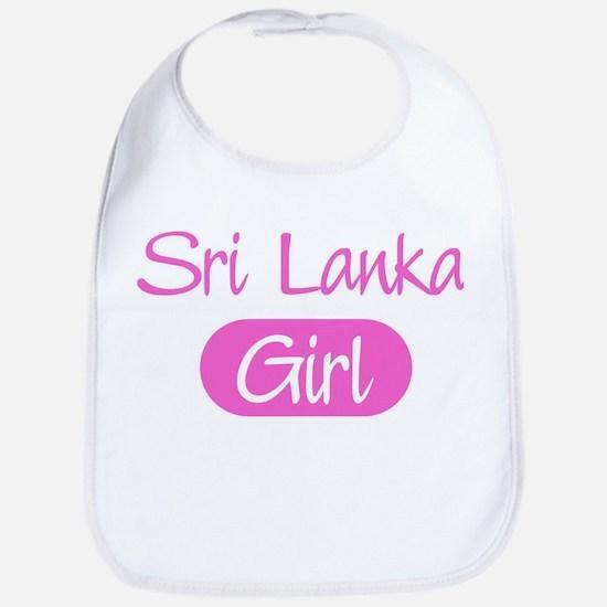 Sri Lanka girl Bib