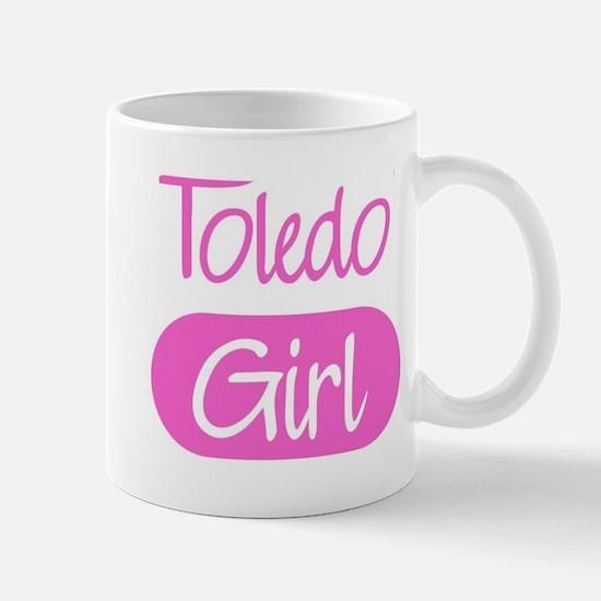 Tonga girl Mug