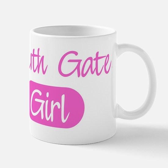 South Gate girl Mug