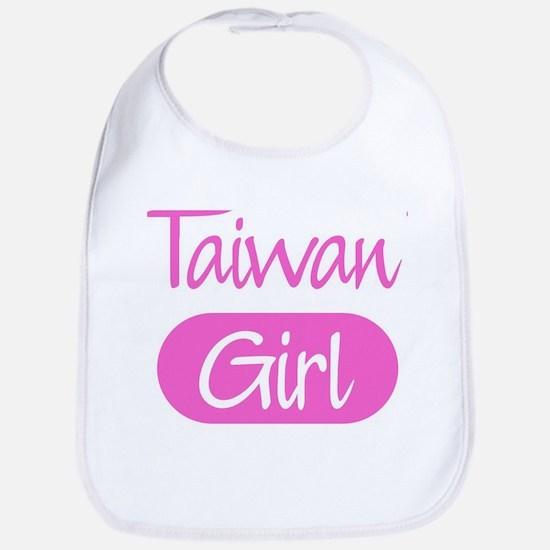 Taiwan girl Bib