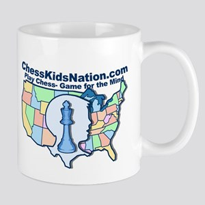 Chess Kids Nation Mug