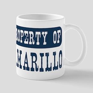 Property of Amarillo Mug