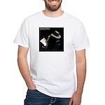 JordanCornblog White T-Shirt