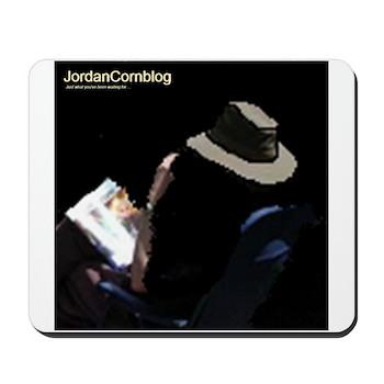 JordanCornblog Mousepad