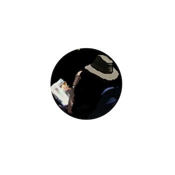 JordanCornblog Mini Button (10 pack)