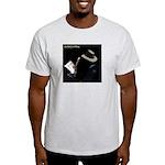 JordanCornblog Light T-Shirt