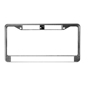 JordanCornblog License Plate Frame