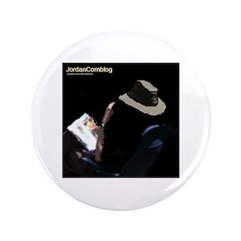 "JordanCornblog 3.5"" Button (100 pack)"